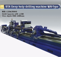 BTA Deep Hole Drilling Machine / Drilling Machine