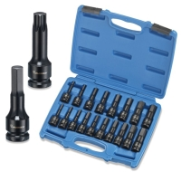 Cens.com 1/2DR.IMPACT BITS SOCKET SET WEI CHING INDUSTRY CO., LTD.