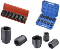 3/4 & 1 IMPACT SOCKET SETS STANDARD TYPE