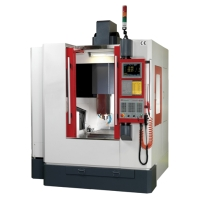 F-6 CNC Vertical Double-Column High-Speed Machine