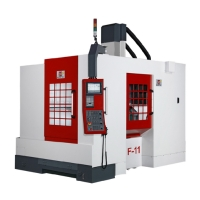 F-11 CNC Vertical Double-Column High-Speed Machine