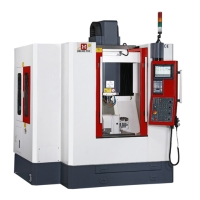 F-6 Five Axes CNC Vertical Double-Column High-Speed Machine
