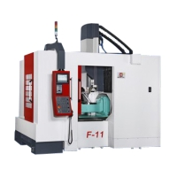 F-11 Five Axes CNC Vertical Double-Column High-Speed Machine