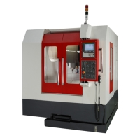 V-5 CNC Vertical High-Speed Machine
