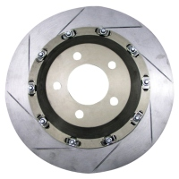 Enlarged Floating Brake Discs (Two-Piece Model)