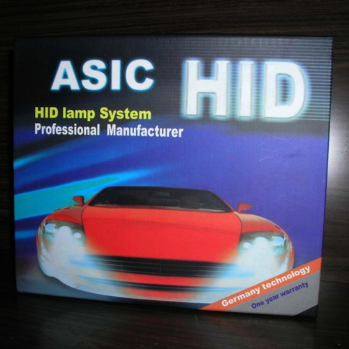 ASIC-HID Xenon Headlamps
