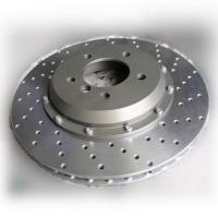 Enlarged Floating Brake Discs