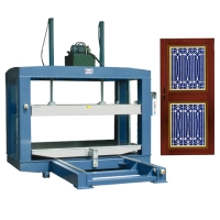 Hydraulic Stainless-Steel Door Panel Press