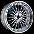 三片式铝镁合金轮圈