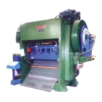 High Speed Automatic Expanded Metal Machine for Rhomb Nets