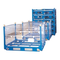 Steel Wire Containers / Cages