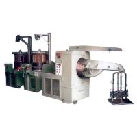 二段式自動拉線機械