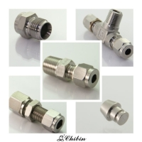 Cens.com Double Ferrule Tube Fittings CHI BIN MACHINE CO., LTD.