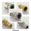 One way/Hydraulic/Straight Through Quick Couplings