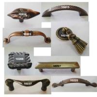 Zinc Handle / Zinc Beads