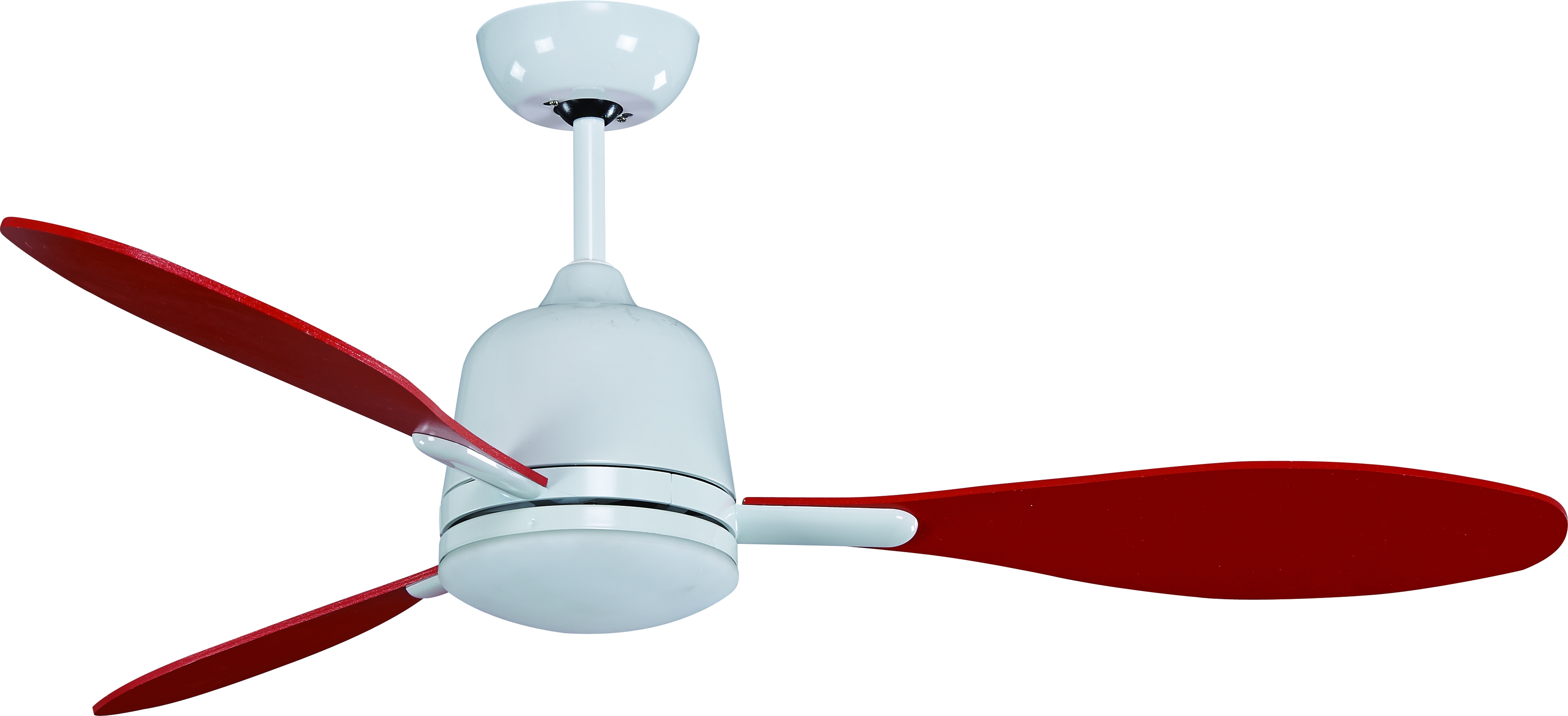15021A【Light Fan】Chiba Type  BLDC  Brushless DC / Dazzling Red+White