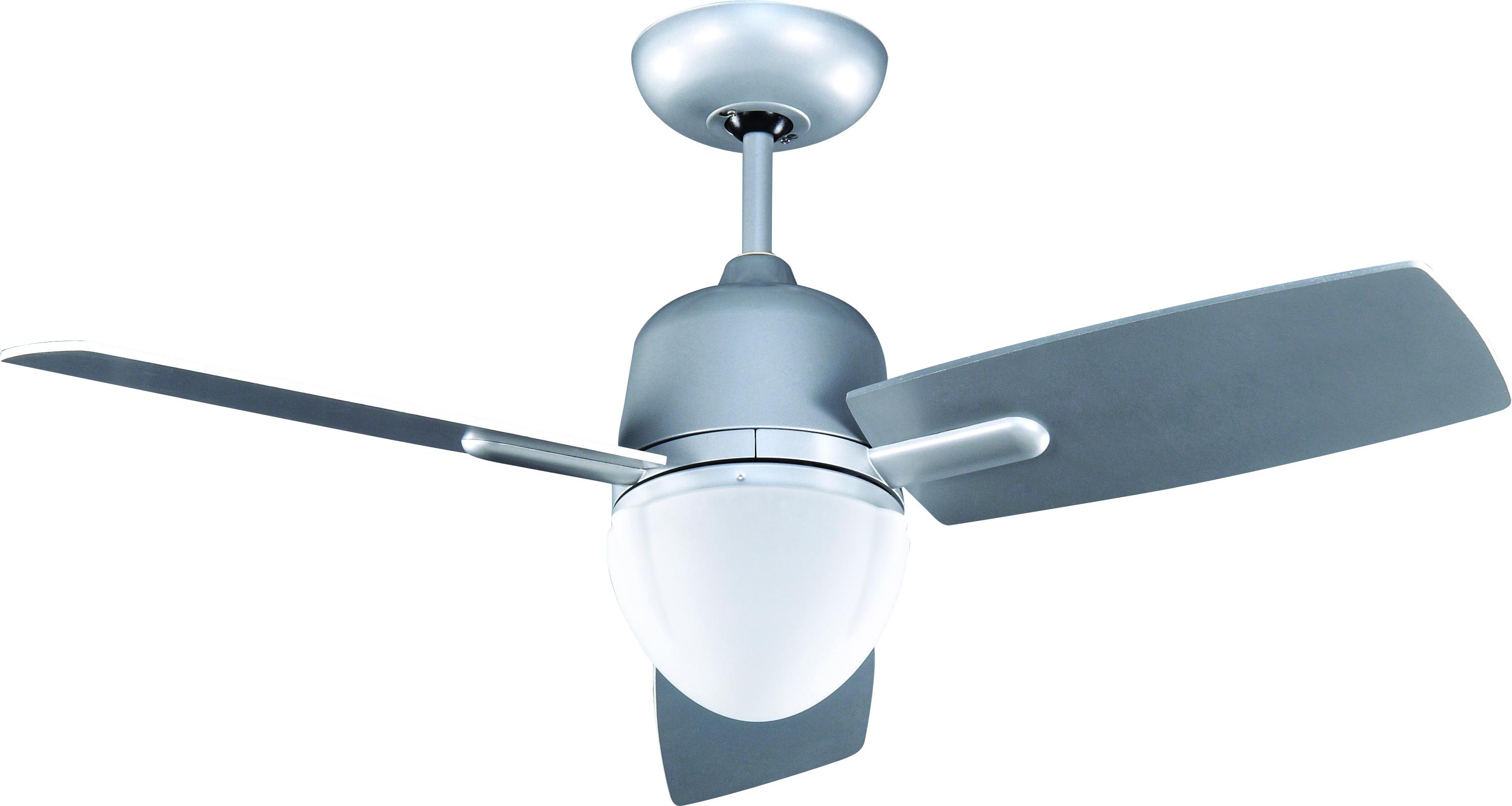 15057【Light Fan】Aichi ,  BLDC Brushless DC/Silver
