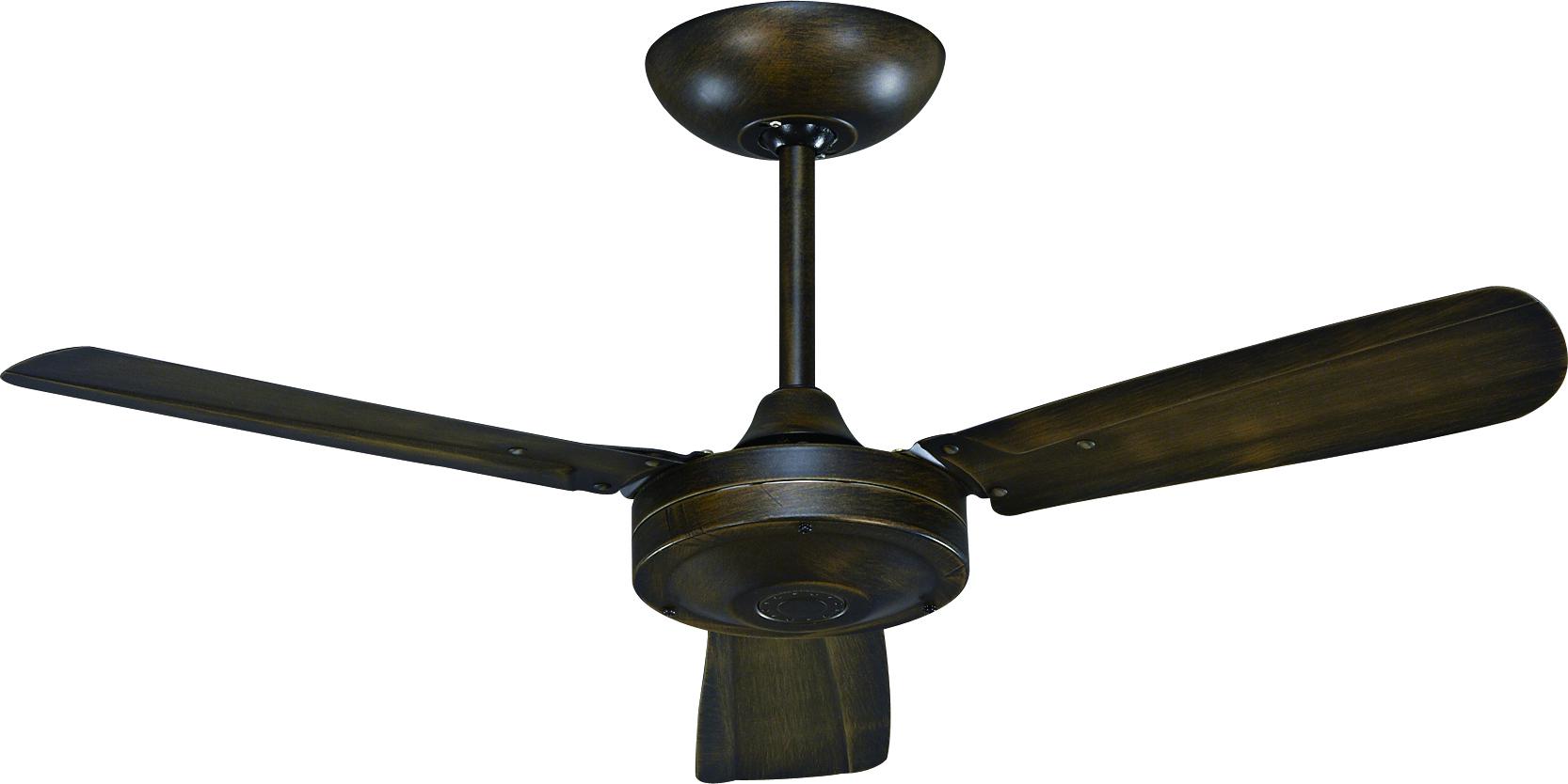 15439【Iron Leaf Fan】Pseudo Antique
