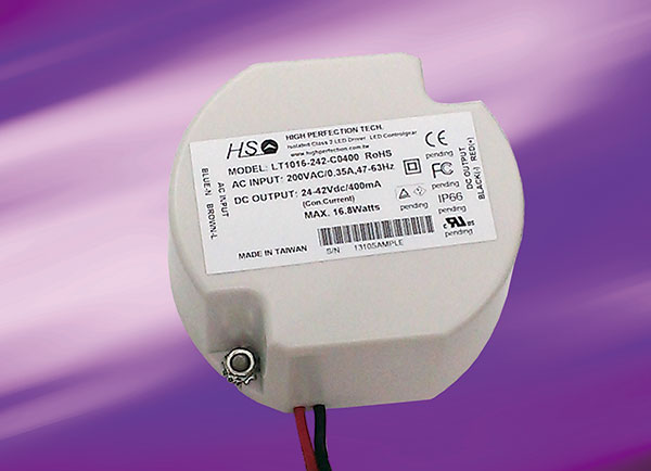 LT1016-2XX Series - LT1016-2XX(16.8W), AC / DC, Dimm-Triac AC (220V)