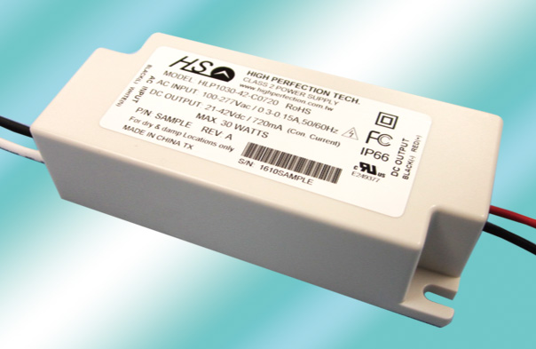 HLP1030 Series - AC to DC LED Switching