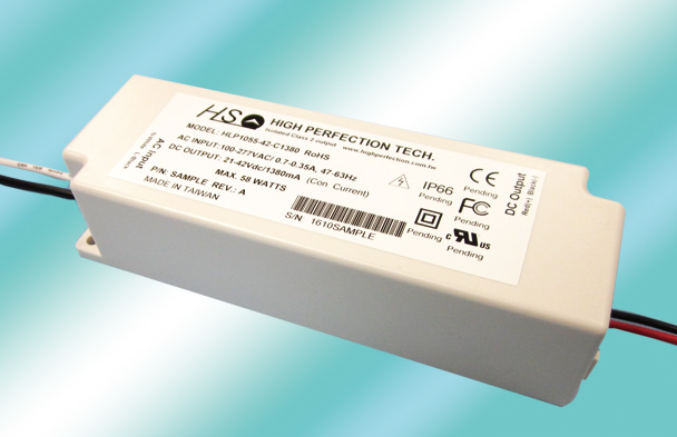 HLP1055 Series - AC to DC LED Switching