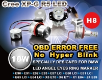 Cens.com Cree XP-G R5 LED - OBD ERROR FREE No Hyper Blink 霖弘企業有限公司
