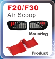 Cens.com F20/F30 Air Scoop Mounting Product RACING DASH ENTERPRISE LTD.