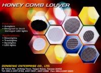 Honey Comb Louver - Downlights, Tracklights, Spotlights, LED Lights