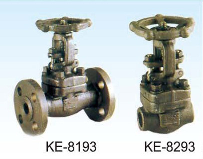 GLOBE VALVE, FLANGED/SCREWED & S.W. ENDS