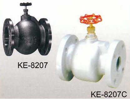 SILENT CHECK VALVES, FLANGED ENDS