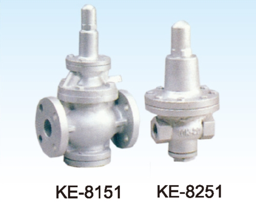 KE-8151 PRESSURE REDUCING VALVE,FLANGED ENDS KE-8251 PRESSURE REDUCING VALVE,SCREWED ENDS