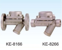 THERMOSTATIC STEAM TRAP, FLLANGED & SCREWED ENDS