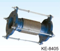 EXPANSION JOINT, FLANGED ENDS