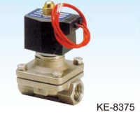 2-WAY SOLENOID VALVES, SCREWED ENDS(NORMALLY CLOSED)