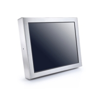 "19"" Atom Dual Core Stainless Steel Full IP66 Fanless Panel PC"