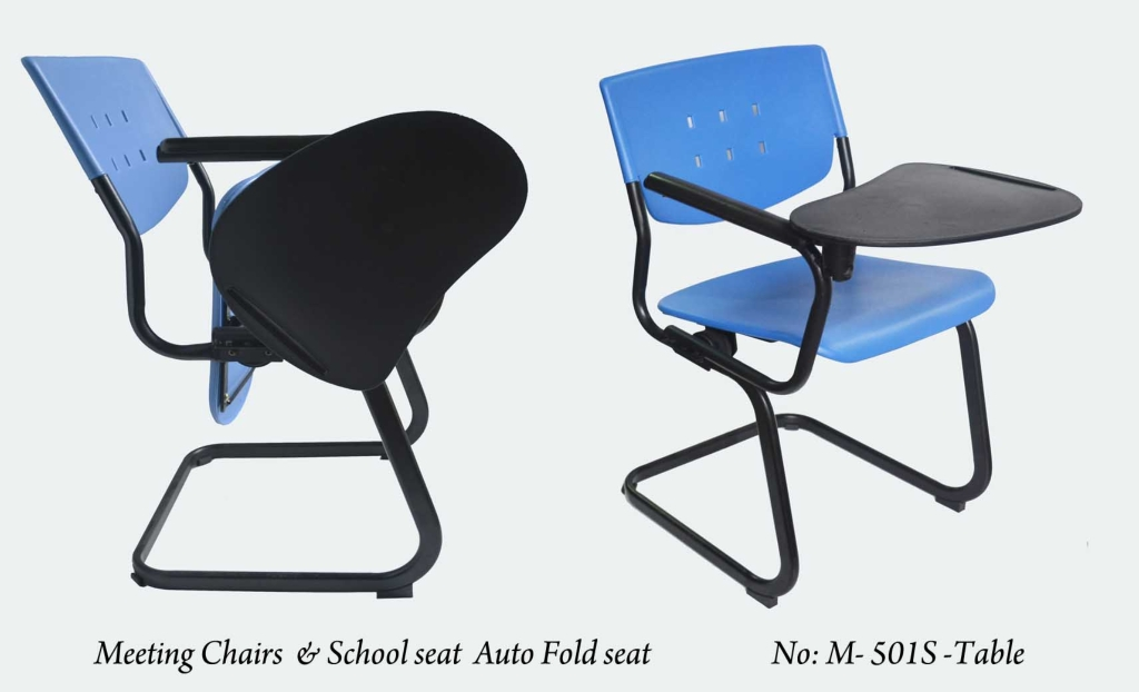 Student Chairs with write table