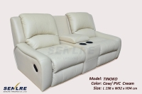 Recliner Sofa & Two seat