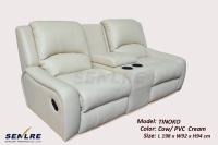 雙人座型休閒沙發躺椅