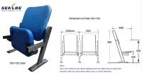 WD-103 视听椅  连坐学生椅