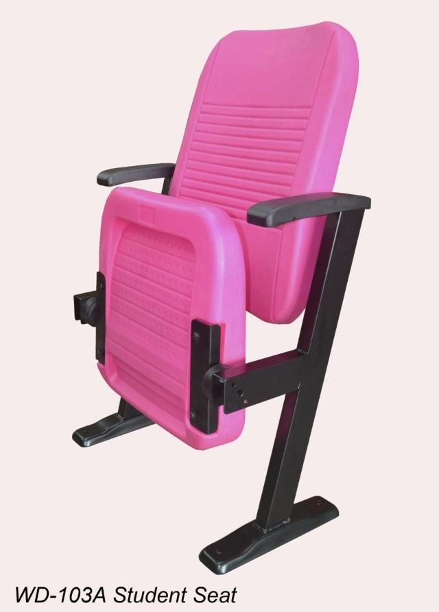 收合式看台椅 视听椅 学生椅 课堂椅