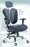 Office Chair of double Back