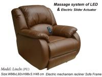 按摩休闲电动沙发躺椅