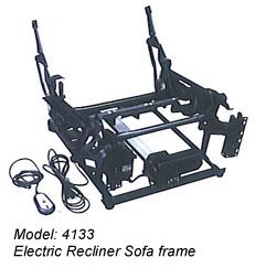 Electric Recliner Sofa Frame