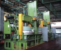 Dome Type Curing Machine For T/B, IC, AG Tires