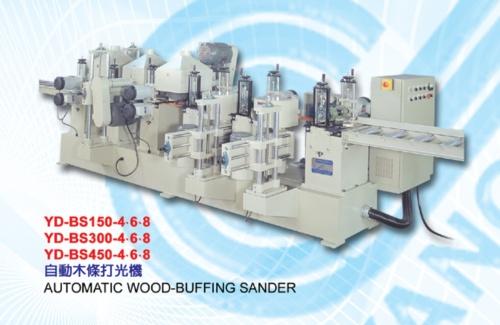 Final Sanding and Polishing Machine