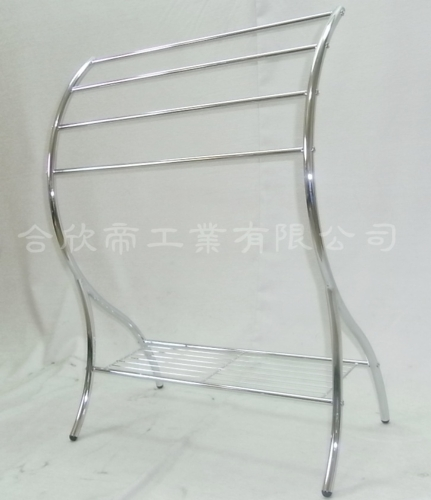 K/D 毛巾架+網片