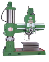 Powerful-Hydraulic Radial Drilling Machines