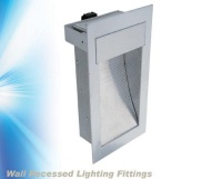 wall recessed lighting