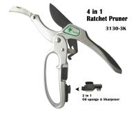 4 in 1 Ratchet Pruner
