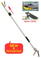 NEW Movable Clip - Telescopic BYPASS Long Reach Pruner